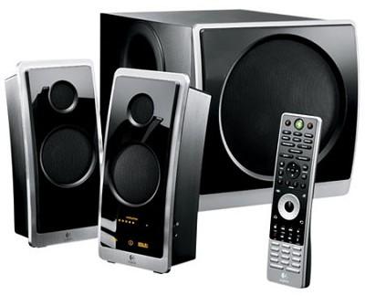 Logitech Z-Cinema Advanced Surround Sound System