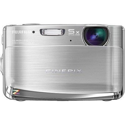 FINEPIX Z70 12 MP Digital Camera (Silver)