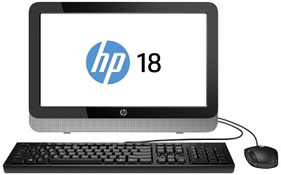 18.5` HD LED 18-5110 All-In-One Desktop PC - AMD E1-2500 Accelerated Processor
