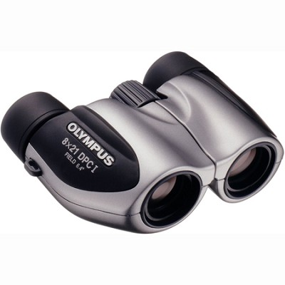 Roamer 8x21 DPC I Binocular (Silver) 118705