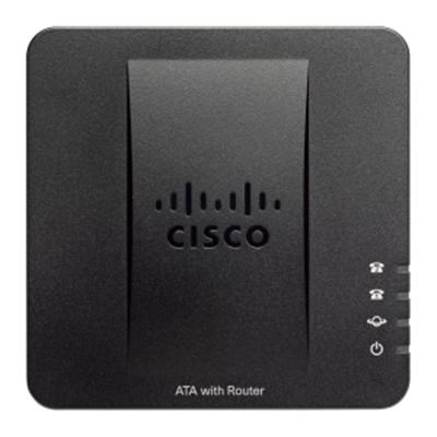 Small Business ATA and Voice Gateways ATA with Router - SPA122