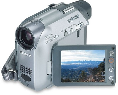 Handycam DCR-HC32E Mini DV PAL Camcorder For International Use - OPEN BOX