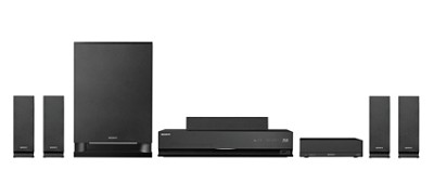 BDVE770W - Blu-ray Player Home Entertainment System (3D Compatible)