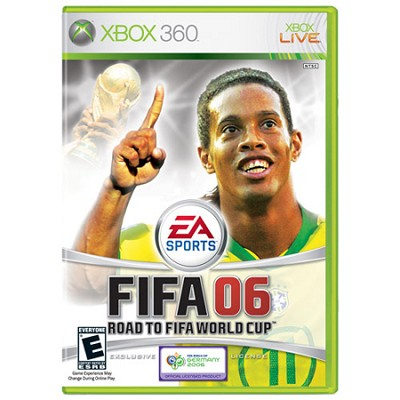 FIFA Soccer 06: Road to FIFA World Cup For Xbox 360