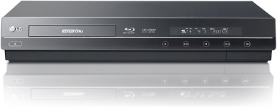 BH200 Super Blu Player - Plays Blu-ray & HD DVD Discs - OPEN BOX