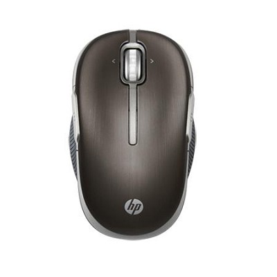 Laser Mobile WiFi Wireless 5-Button Notebook Mouse