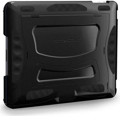 kickBACK for iPad (Black and Black)