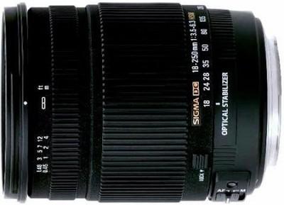 18-250mm F3.5-6.3 DC OS HSM Lens for Pentax AF