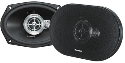 CJ-A6933 6` x 9` 3-Way Speakers