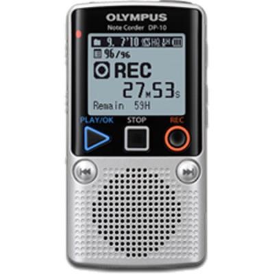 DP-10 - Digital Voice Recorder 142640 (Silver)