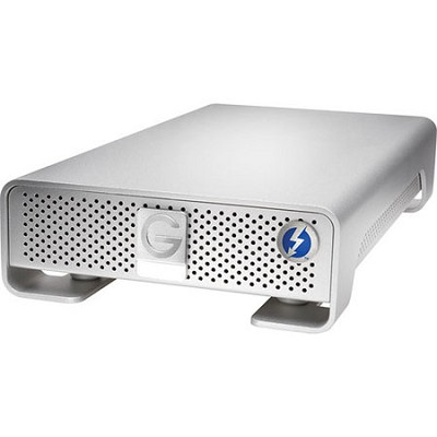 0G04023 G-DRIVE Thunderbolt and USB 3.0 Desktop Hard Drive 6TB