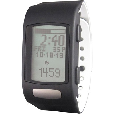 Ltk7c2007 C200 Core Watch Black Face; White Band
