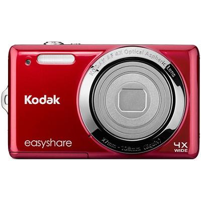 EasyShare M522 14MP Red Digital Camera