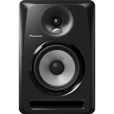Black Pioneer S-DJ60X 6` Active DJ Speaker Reference Monitor