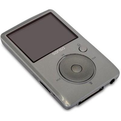 Sansa Fuze 8GB Silver MP3 Video Music Player (SDMX14R-008GS-A57)