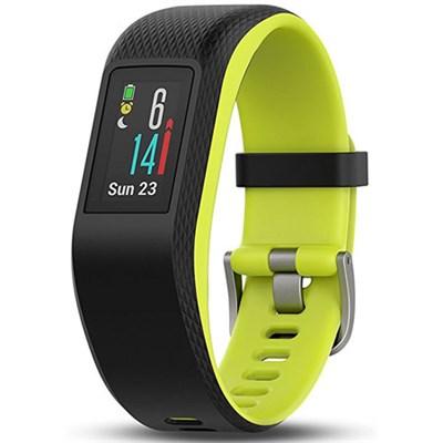 Vivosport Smart Activity Tracker + Built-In GPS (Limelight, L) 010-01789-13