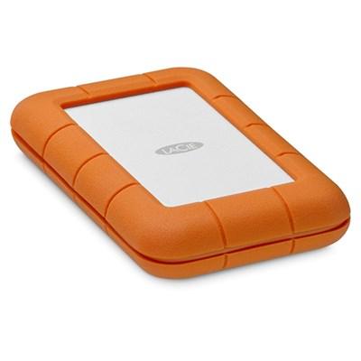 Rugged Thunderbolt USB-C 1TB SSD Portable Hard Drive (STFS1000401)