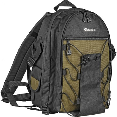 Deluxe Backpack 200 EG/ for 2 Digital SLR with 3-4 Lenses, Flash and Accessories