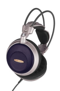 Audio-Technica ATH-AD700(REFURBISHED) Open-air dynamic audiophile headphones