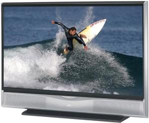 HD-52G886 HD-ILA 52` HDTV LCoS Rear Projection TV (Silver)