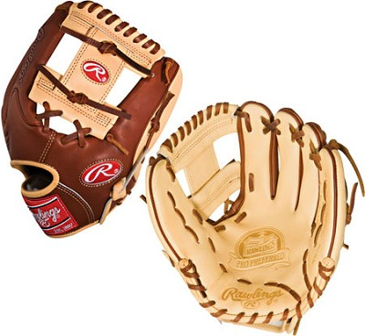 Rawlings Pro Preferred 11.75 inch 2-Tone Baseball Glove (Right Handed Throw)