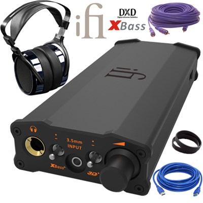 iFi Audio Micro iDSD Black Label Headphone Amplifier
