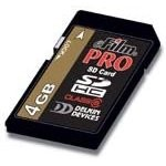 4GB Pro 150X { Class 6 }  High-Speed SDHC memory card
