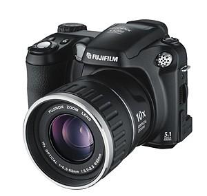 Finepix S5200 5MP Digital Camera w/ 10X Opt. Zoom