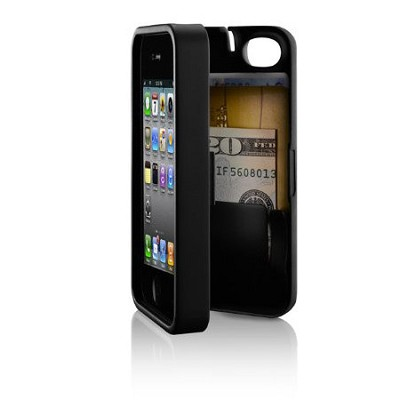 Case for iPhone 4/4S - Black