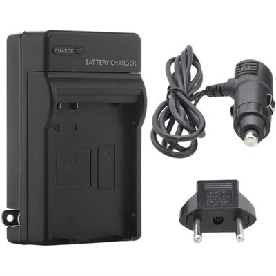 Travel Quick Charger for Canon LP-E6 Battery