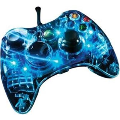 Wired Controller for Xbox 360 - Blue - 3702BL