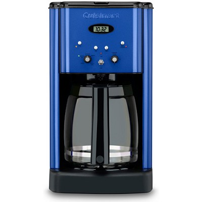 DCC-1200 Brew Central 12-Cup Coffeemaker, Blue - Factory Refurbished