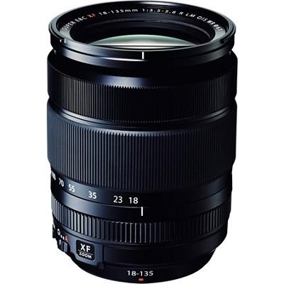 Fujinon XF 18-135mm F3.5-5.6 R LM OSI WR Lens