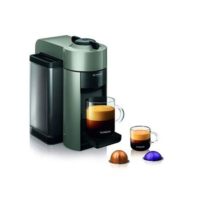 Vertuoline Evolu GCC1 Espresso Maker/Coffee Maker Grey