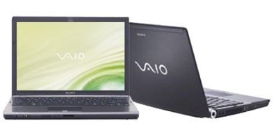 VAIO VGNSR190NAB 13.3 PC Notebook