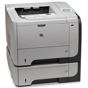 LaserJet Enterprise P3015x Printer - Black/Silver (CE529A#BGJ)