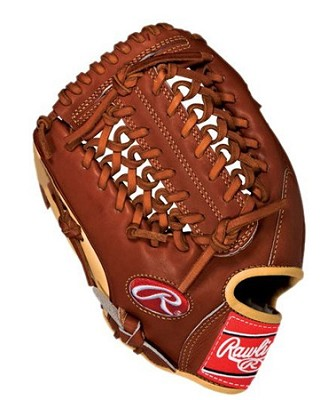 Pro Preferred 12 inch 2-Tone Baseball Glove  (Left Handed Throw)