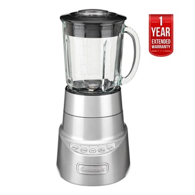 CB-1200PCFR 4-Speed Metal Blender + 1 Year Extended Warranty - Refurbished