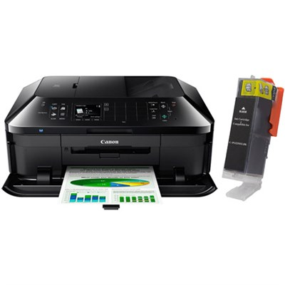 PIXMA MX922 Wireless Inkjet Office All-In-One Printer + Ink Cartridge Bundle