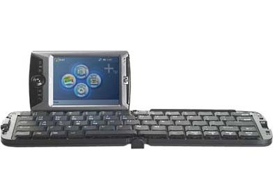 Bluetooth Wireless Foldable Keyboard