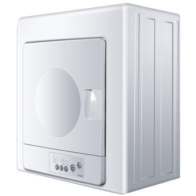 2.6 CF Port Elec Vntd Dryer