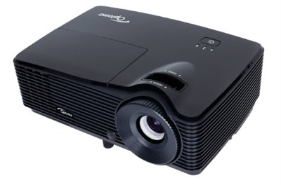 DS331 Full 3D SVGA 3200 Lumen DLP Multimedia Projector with 2 HDMI PRT- OPEN BOX