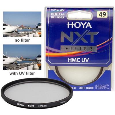 NXT UV 49mm Multi Coated Slim Frame Glass Filter