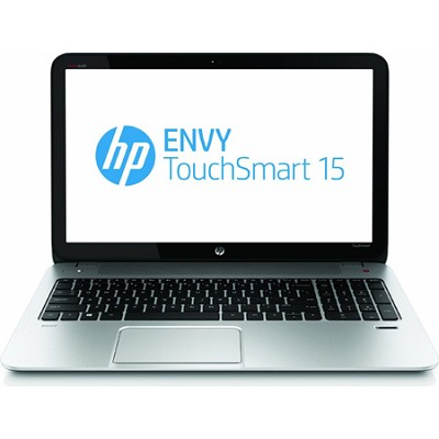 ENVY TouchSmart 15.6` HD LED 15-j050us Notebook PC - Intel Core - REFURBISHED