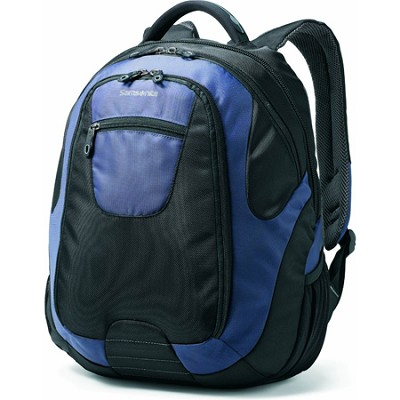 Tectonic Medium Backpack (Black/Blue)