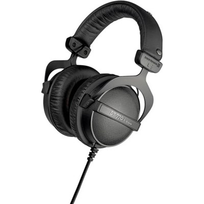 DT 770  Headphones 16 ohm Headphones - Ideal for Apple & Android Mobile Devices