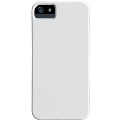 Barely There Cases for iPhone 5/5S - Glossy White