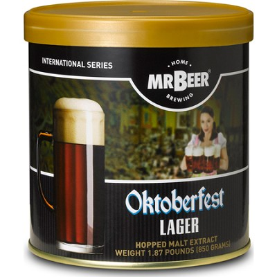 European Series Oktoberfest Lager Home Brew Pack