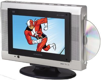 7.8` LCD TV/DVD Combo