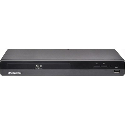 Blu-ray Disc Player with Built-In Wi-Fi (MBP5320F/F7) Manufacturer Refurbished